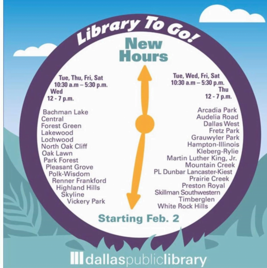 Dallas City Hall District 12 Enews February 11, 2021 4