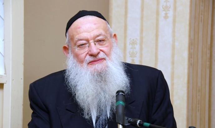 Tefillos for HaRav Dovid Cohen 1