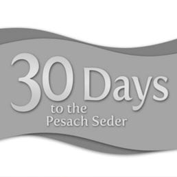 Incredible Book for Free: 30 Days to the Pesach Seder