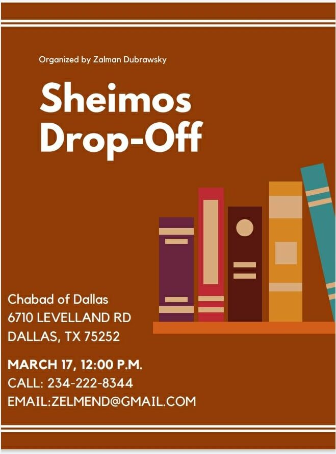 Sheimos Drop-Off 1
