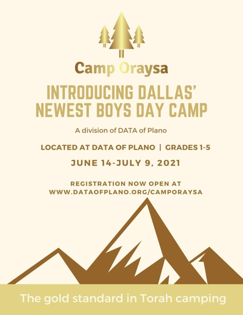 Camp Oraysa: Dallas' Newest Boys Day Camp 1