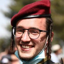 Watch: Chareidi Paratroopers Train In Yiddish