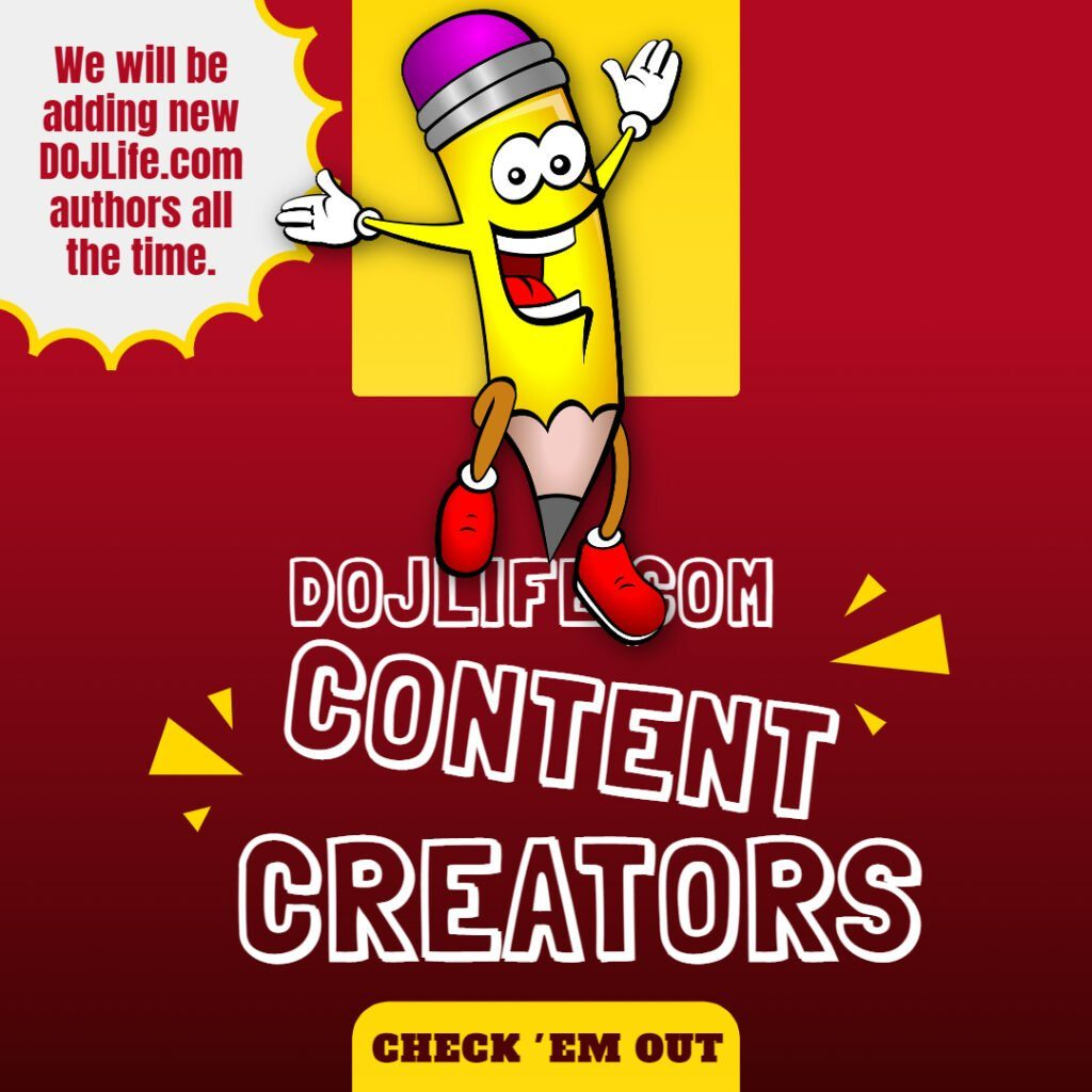 DOJLife.com Content Creators 11