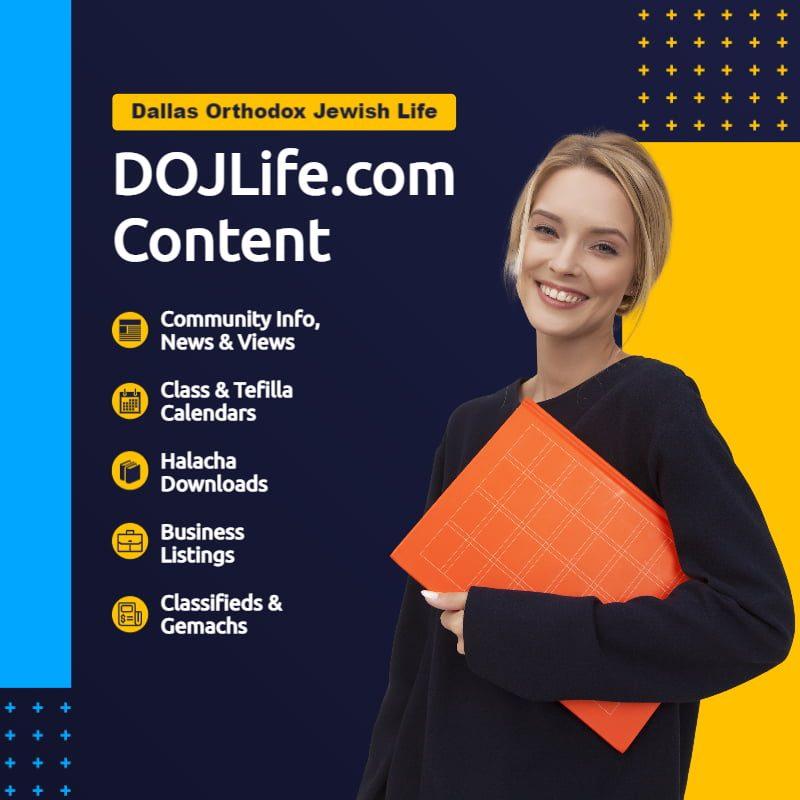 DOJLife.com Content 11