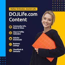 DOJLife.com Content