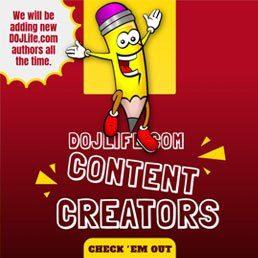 DOJLife.com Content Creators