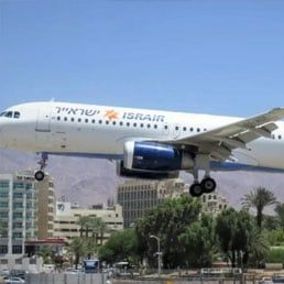 Israir Halts Operation Of Flights On Shabbos