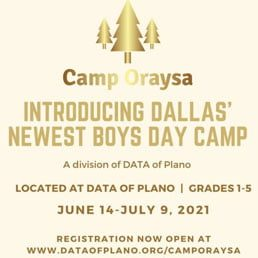 Camp Oraysa: Dallas' Newest Boys Day Camp
