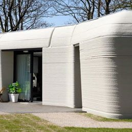 Dutch Couple Enter World's 1st 3D Home- Built In Just Five Days