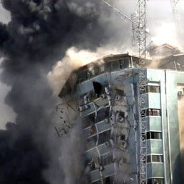 Opinion: AP Pretends It Didn't Know It Was Sharing A Building With Hamas