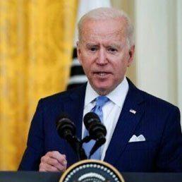 "WATCH: Biden Says Democratic Party ""Still Supports Israel"""