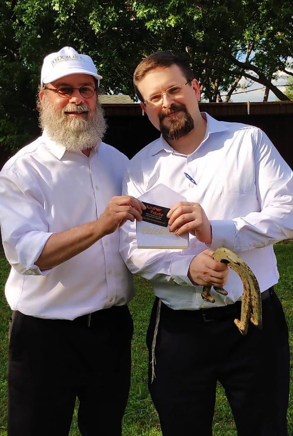 Chillin' n Grillin' at the CTC Annual Lag B'Omer BBQ 11