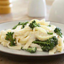The New Shavuos Food: Broccoccini Alfredo and its Halachos