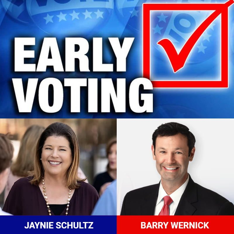 Early Voting District 11 Has Begun 1