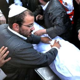 Photos of The Lag B'Omer Tragedy