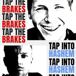 Tap the Brakes . . . Tap into Hashem