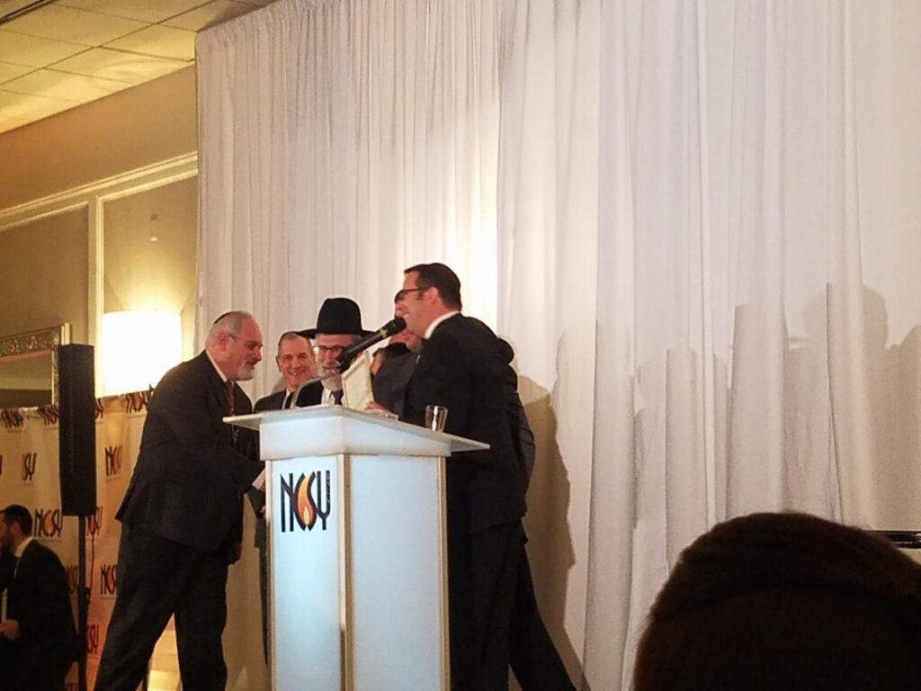 DATA Rosh HaKollel to Receive the Prestigious Rebbetzin Ella & Rabbi Aaron Solovichik Ben Zakkai Award 1