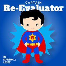 Your Super Power: Captain Re-Evaluator