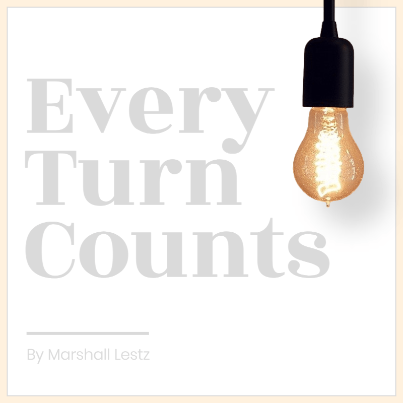 Every Turn Counts 1