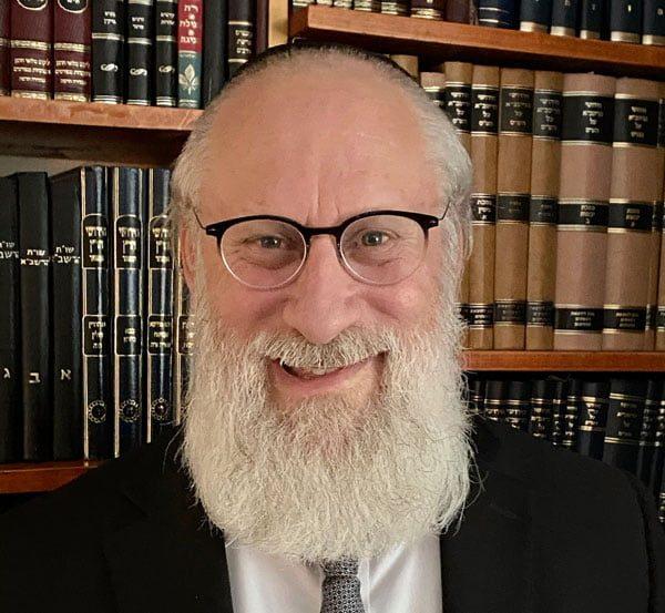 DATA Rosh HaKollel to Receive the Prestigious Rebbetzin Ella & Rabbi Aaron Solovichik Ben Zakkai Award