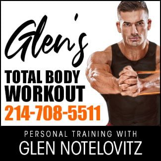 Glen's Total Body Workout: Live Life Better 2