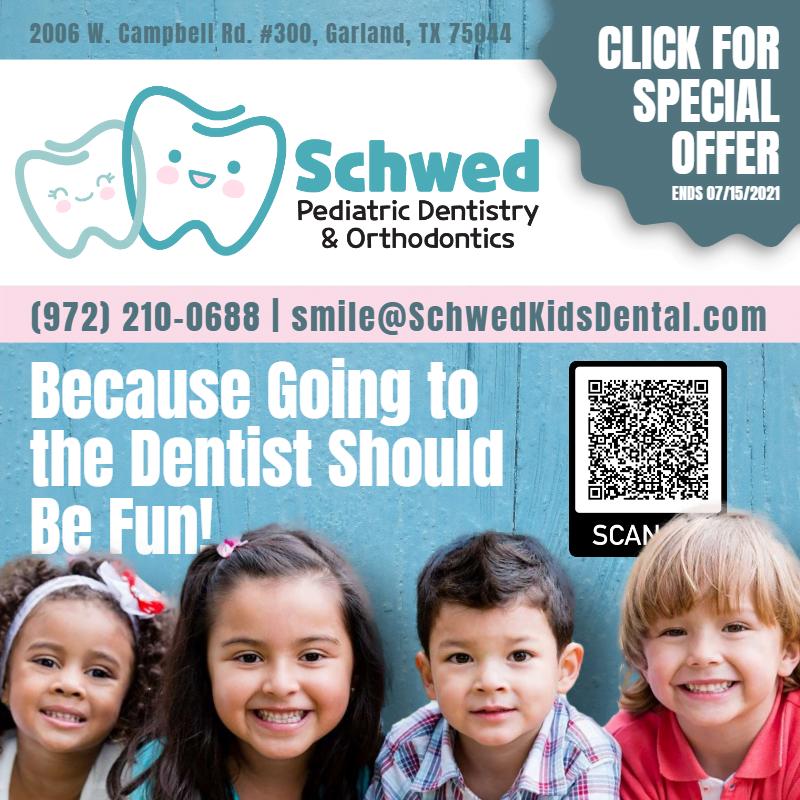 Dr. Matthew Schwed Pediatric Dentistry & Orthodontics
