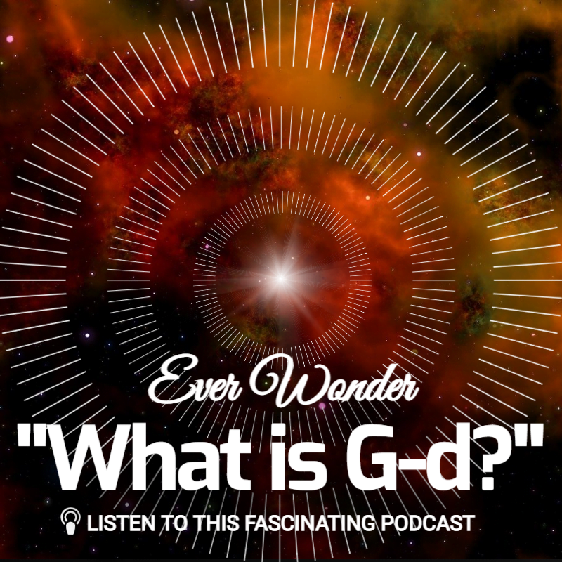 The Thinking Jew Podcast: Ep. 34 What is God? 1