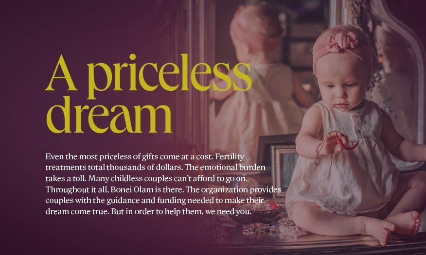 Bonei Olam: Priceless 2