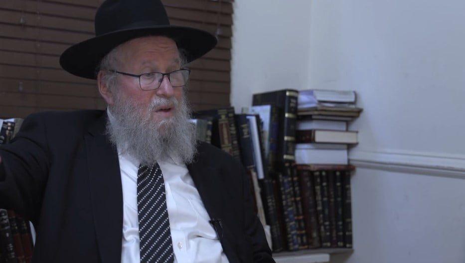 "The 9 Days Series: Interviews with Gedolei Yisroel: HaRav Elya Brudney, shlit""a 2"