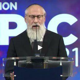 CPAC Opening Prayer 7/9/2021: Rabbi Yerachmiel Fried – Rosh Kollel of Dallas Area Torah Association.