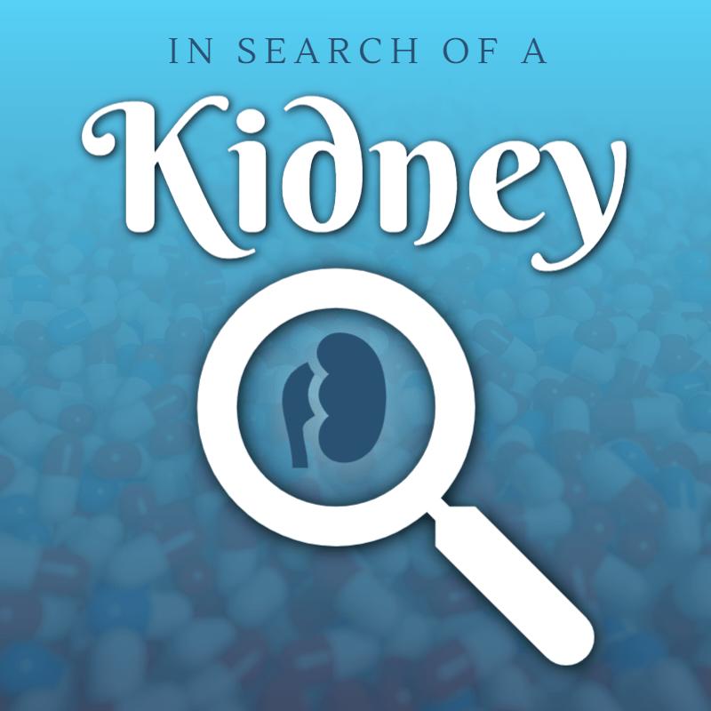 In Search of a Kidney: By Melanie Nirken Kaplan