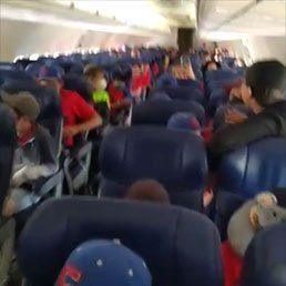 Kids To Kamp. Watch: Stewardess Thanks Frum Campers After Making Kiddush Hashem On Flight