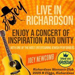 Live Concert in Richardson