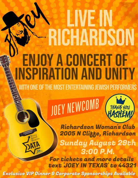 Live Concert in Richardson 1
