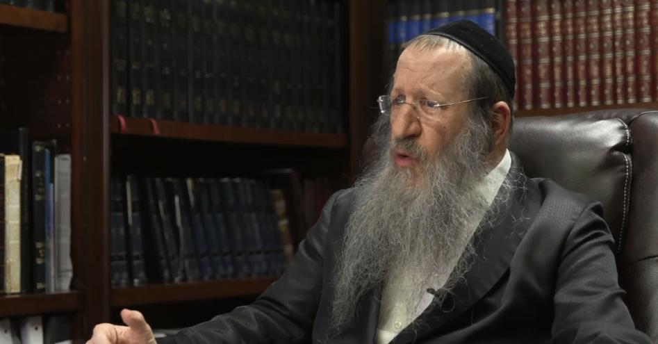 "The 9 Days Series: Interviews with Gedolei Yisroel: HaRav Yitzchok Sorotzkin, shlit""a 2"