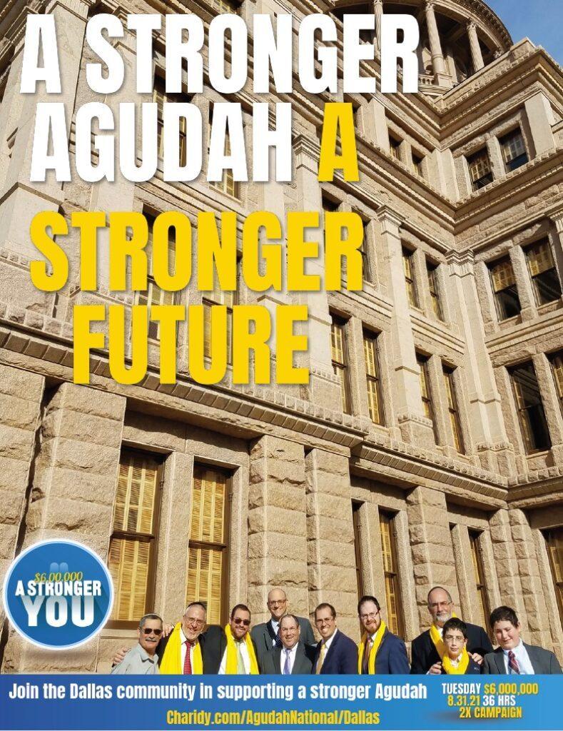 Klal Yisroel Gearing Up for the Agudas Yisroel Mega Campaign 1