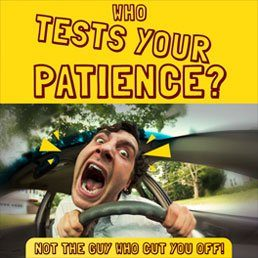 Rebuilding Series: Who Tests Your Patience? By Marshall Lestz