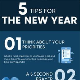 DATA: 5 Tips For The New Year