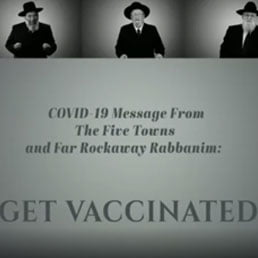 Get Vaccinated – Now
