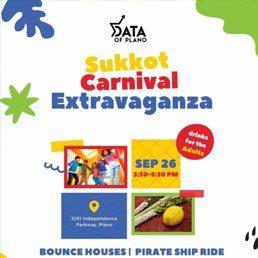 Sukkot Carnival