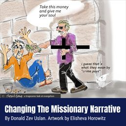 In Our Midst: Changing the Missionary Narrative. By Don Uslan