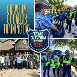 Chaverim of Dallas Training Day