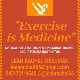 """""""Exercise is Medicine"""""""