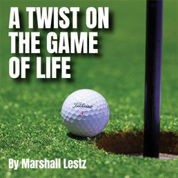 Rebuilding Series: A Twist On The Game Of Life. By Marshall Lestz