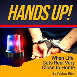 Hands Up: When Life Gets Real Very Close to Home