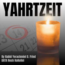 Ask the Rabbi: Yahrtzeit. By Rabbi Yerachmiel D. Fried